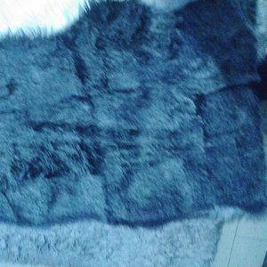 Area Rug faux fur